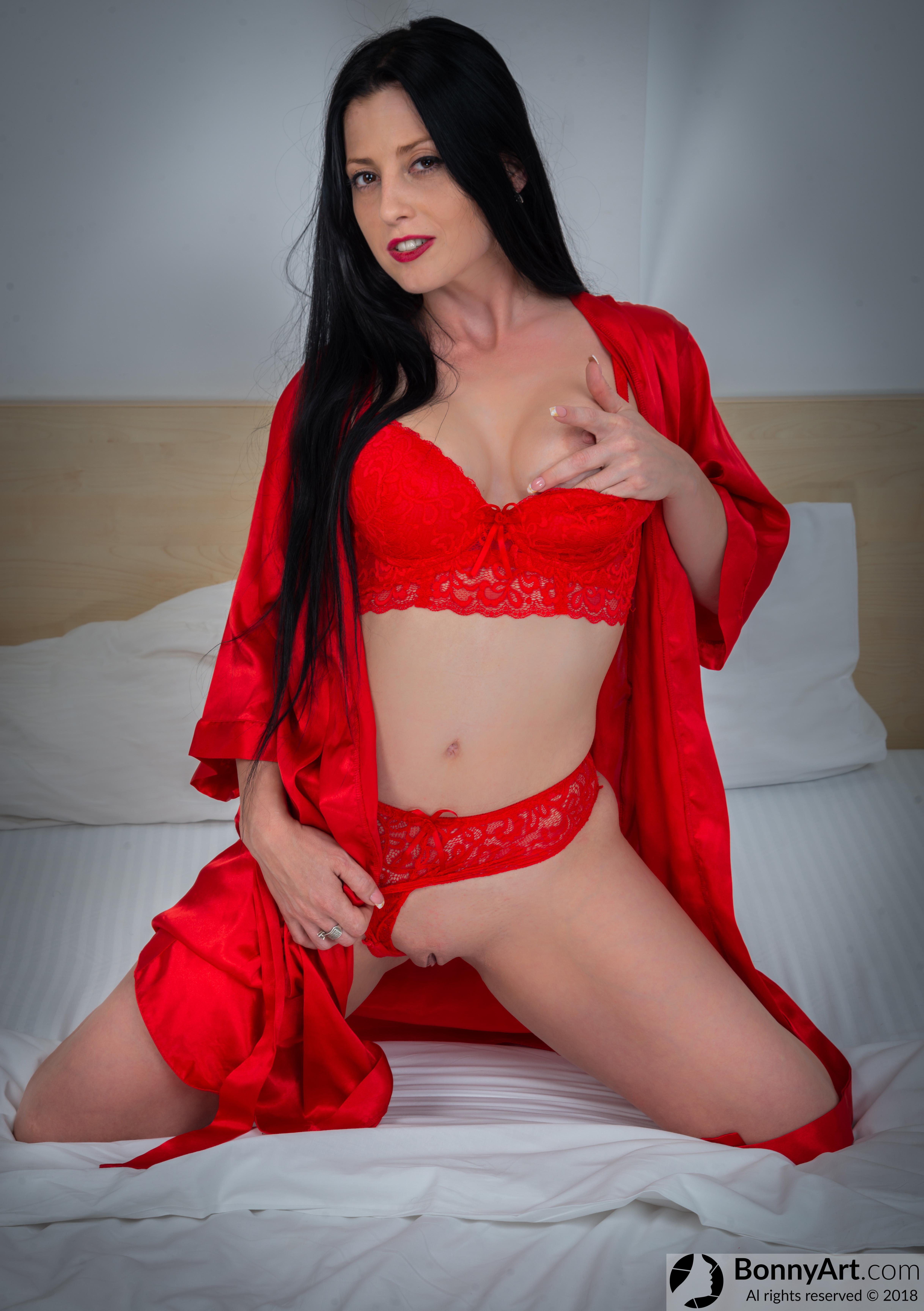 Sensual Hot Woman Flashing Pussy and Breast HD