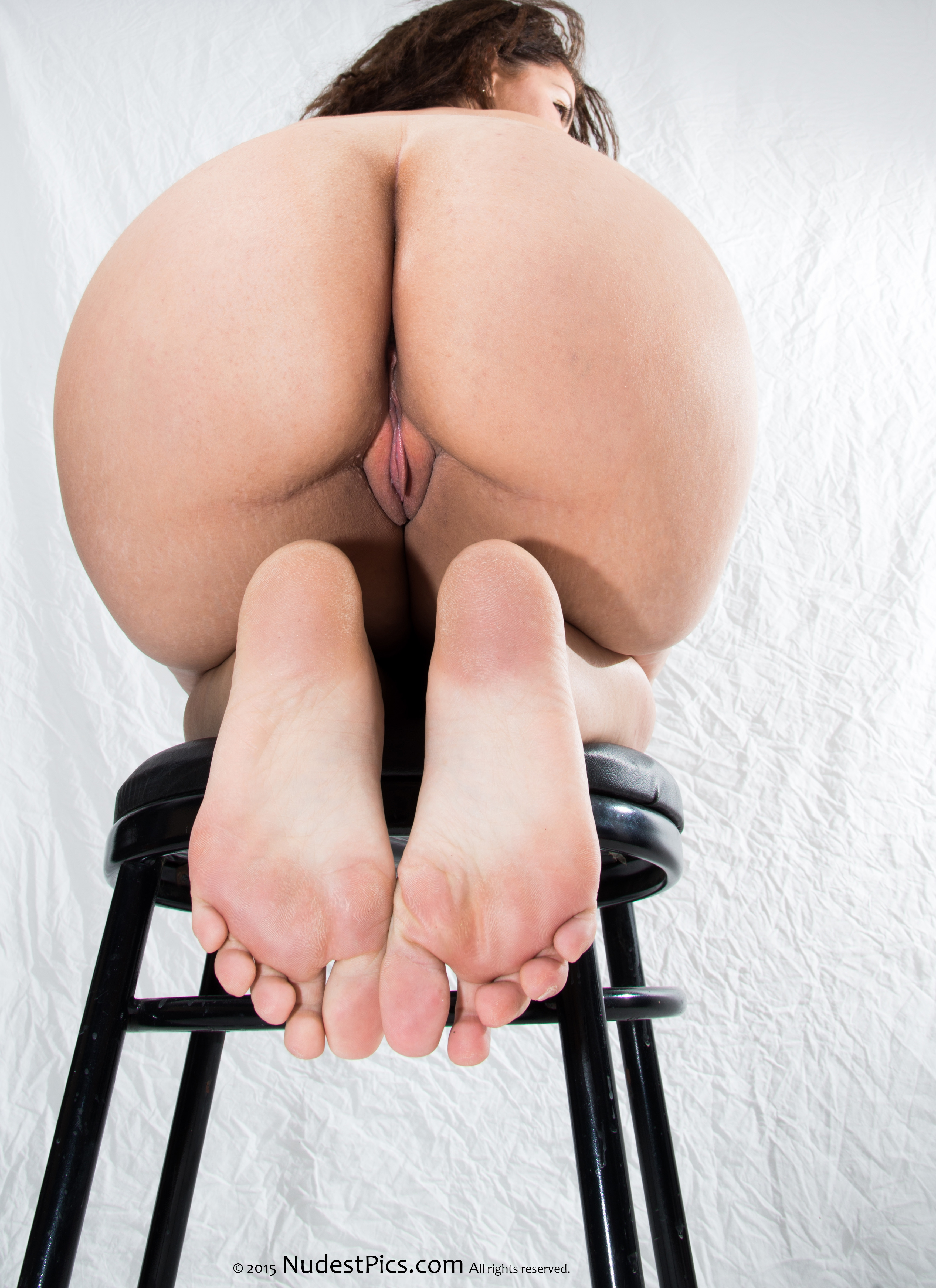 spanked wife hiney